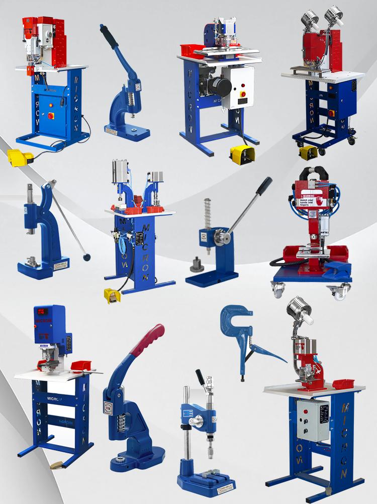 Fastener Attaching Machines